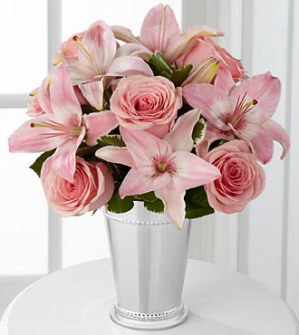 The FTD� Spring Garden� Bouquet - VASE INCLUDED in Highlands Ranch CO, TD Florist Designs