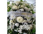 Standing Spray in Honolulu HI, Patty's Floral Designs, Inc.
