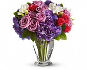 Rhapsody in Purple Floral Design in Etobicoke ON, VANDERFLEET Flowers