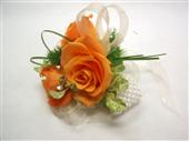 Sweetheart Rose Wrist Corsage in Belleville ON, Live, Love and Laugh Flowers, Antiques and Gifts