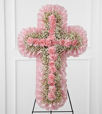 FTD ANGEL CROSS in Woodbridge VA, Lake Ridge Florist