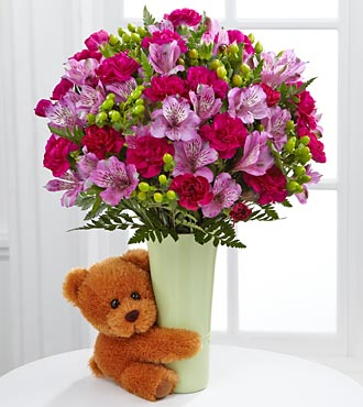 The FTD� Big Hug� Bouquet (premium) in Highlands Ranch CO, TD Florist Designs