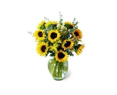Sunflower Bouquet in Smyrna GA, Floral Creations Florist