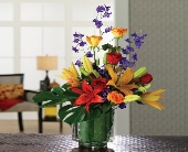 Colorful Energy in Smyrna GA, Floral Creations Florist