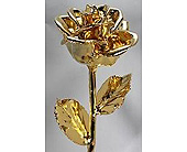 24K Venus Gold Rose in Lake Forest CA, Cheers Floral Creations