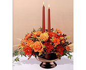 Bronze Elegance Boquet in New Britain CT, Weber's Nursery & Florist, Inc.