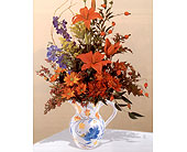 Autumn Pitcher in New Britain CT, Weber's Nursery & Florist, Inc.