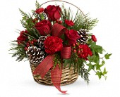 Holiday Riches in Tyler, Texas, Country Florist & Gifts
