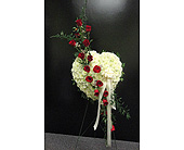 The Broken Heart in Hightstown, New Jersey, Marivel's Florist & Gifts