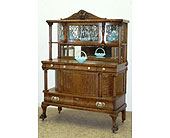 Antique Beveled Sideboard-SOLD in Grand Rapids MN, Shaw Florists