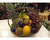 Fruit Basket in Manhasset NY, Town & Country Flowers