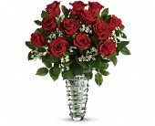 Teleflora's Beautiful Bouquet - Long Stemmed Roses in San Jose CA, Rosies & Posies Downtown