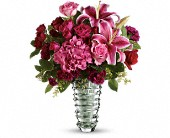 Teleflora's Swept Away - Long Stemmed Roses in San Jose CA, Rosies & Posies Downtown