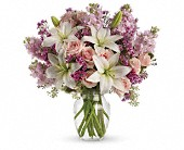 Teleflora's Blossoming Romance in Canton NY, White's Flowers