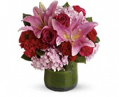 Fabulous in Fuchsia in El Cajon CA, Jasmine Creek Florist