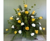 Funeral Arrangement in Mooresville NC, All Occasions Florist & Boutique