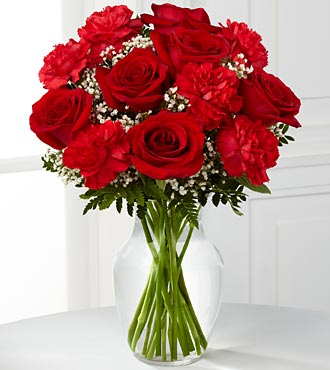 The FTD� Sweet Perfection� Bouquet - VASE INCLUDED in Highlands Ranch CO, TD Florist Designs