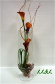 Calla Lily Decor in Belleville ON, Live, Love and Laugh Flowers, Antiques and Gifts