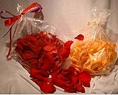 Romantic Rose Petals in Big Rapids MI, Patterson's Flowers, Inc.