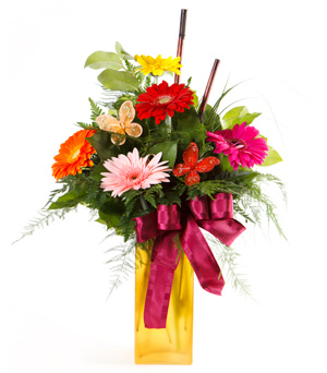 GORGEOUS GERBERAS BY STANS, picture