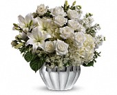 Teleflora's Gift of Grace Bouquet in San Jose CA, Rosies & Posies Downtown