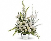 Serene Reflections Bouquet in Adrian MI, Flowers & Such, Inc.