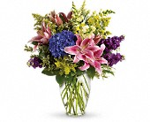 Love Everlasting Bouquet in Sherbrooke QC, Fleuriste Lijenthem