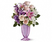Always Elegant Bouquet by Teleflora in Valley City OH, Hill Haven Farm & Greenhouse & Florist