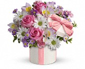 Teleflora's Spring in Bloom Bouquet in New Britain CT, Weber's Nursery & Florist, Inc.