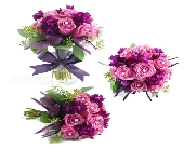 Lavender & Purple Wedding Bouquet (Metro-Detroit O in Southfield, Michigan, Thrifty Florist