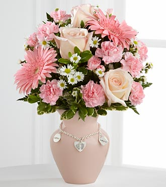 FTD� Mother''s Charm� Bouquet - Girl in Chicago IL, Yera's Lake View Florist