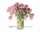 Spring-Tulips--Premium-Pink in San Clemente CA, Beach City Florist