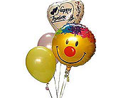Happy-Anniversary-Balloon-Bouquet in San Clemente CA, Beach City Florist