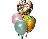 Get-Well-Soon-Balloon-Bouquet in San Clemente CA, Beach City Florist