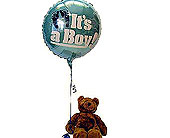 Its-A-Boy-Bear in San Clemente CA, Beach City Florist