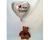 Anniversary-Bear in San Clemente CA, Beach City Florist