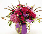 Flowers Depot The-Purple-Prince in San Clemente CA, Beach City Florist