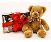 Just-Because-Teddy-Bear-and-Chocolates in San Clemente CA, Beach City Florist