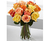 The-FTD-Sun-Drenched-Summer-Rose-Bouquet in San Clemente CA, Beach City Florist