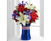 The-FTD-Star-Spangled-Happiness in San Clemente CA, Beach City Florist