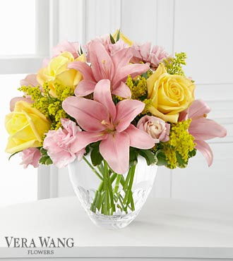 The FTD� Sweet Effects� Bouquet by Vera Wang ( DEL in Highlands Ranch CO, TD Florist Designs