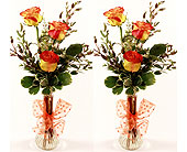 Flowers Depot Orange-Roses in San Clemente CA, Beach City Florist