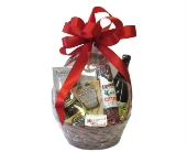 Italian Gift Basket in Waterbury CT, The Orchid Florist