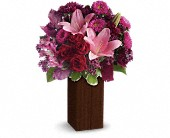 A Fine Romance by Teleflora in Mississauga ON, Flowers By Uniquely Yours
