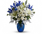 Blue Horizons in Beaumont TX, Blooms by Claybar Floral
