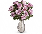 Forever Mine by Teleflora in San Jose CA, Rosies & Posies Downtown