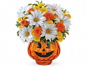 Happy Halloween by Teleflora in Winnipeg MB, Hi-Way Florists, Ltd