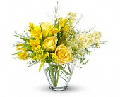 Sunny Love Bouquet in Huntley IL, Huntley Floral