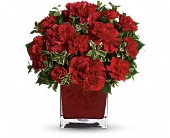 Teleflora's Precious Love in Portsmouth NH, Woodbury Florist & Greenhouses
