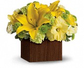 Teleflora's Smiles for Miles in Burlington WI, gia bella Flowers and Gifts